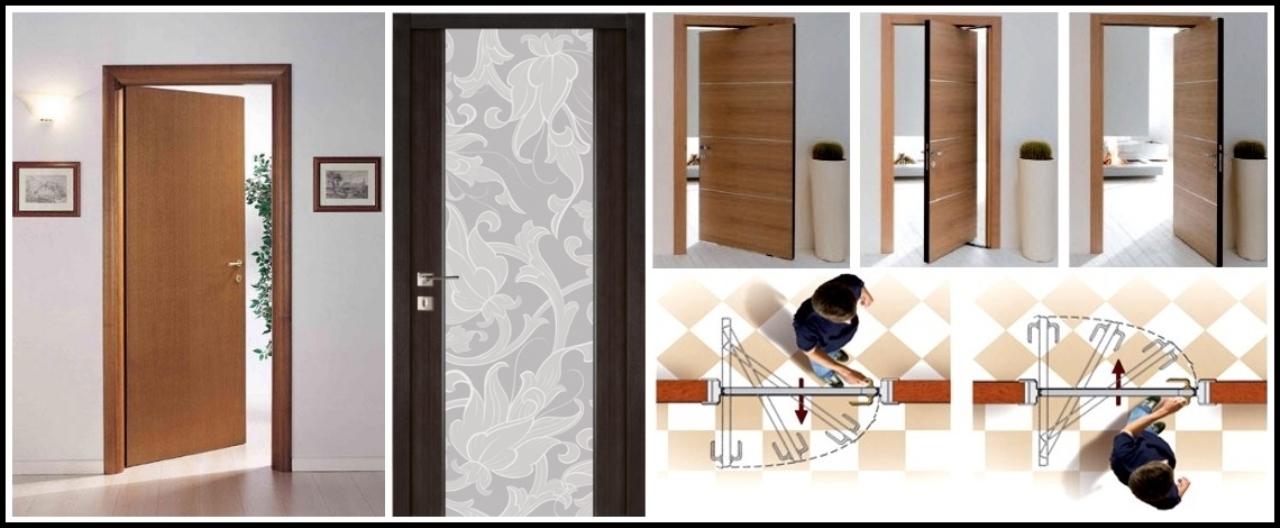 двери межкомнатные двери классические и нестандартные