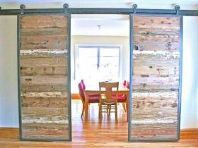 Сложности изготовления раздвижных дверей своими руками
