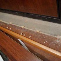 Что подготовить и как сделать порог входной двери в квартире