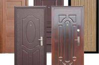 Какие бывают модели дверей, как выбрать входную дверь в квартиру