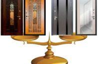 Какая продукция входит в рейтинг дверей, входных металлических дверей заводского изготовления