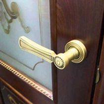 Какие бывают ручки для дверей: межкомнатных дверей и вторых входных