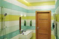 Размер двери в ванную комнату – стандарты помещений для санузлов