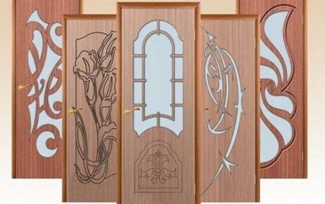Особенности выбора межкомнатных шпонированных дверей