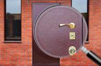 Основные характеристики и выбор технической металлической двери