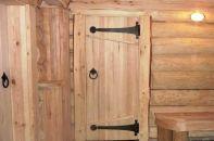 Какими должны быть двери для бани?