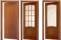 Размеры межкомнатных дверей, и есть ли отличие в их размерах между разными видами