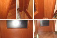 Как самостоятельно выполнить ремонт межкомнатных дверей