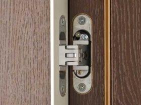 Имеет ли смысл приобретать скрытые петли для дверей