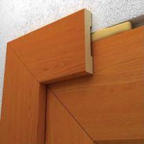 Какой должна быть ширина наличника межкомнатной двери, и немного о других деталях