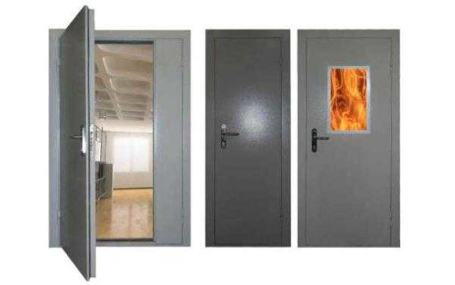 Как установить противопожарные двери: основные нюансы