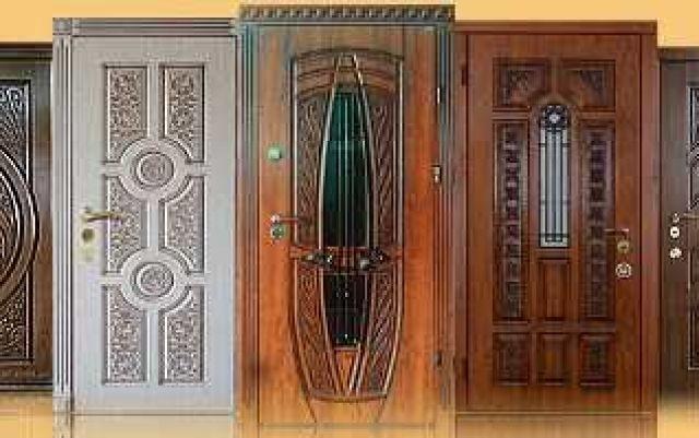 Преимущества и разновидности входных дверей МДФ