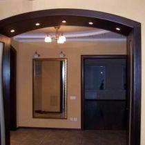 Виды, особенности арок и как установить арку в дверной проем