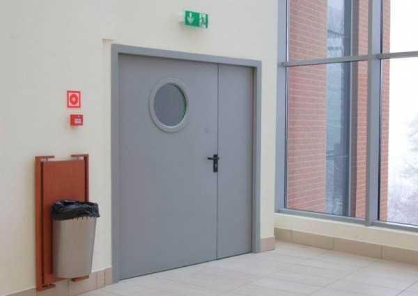 Техническая противопожарная дверь