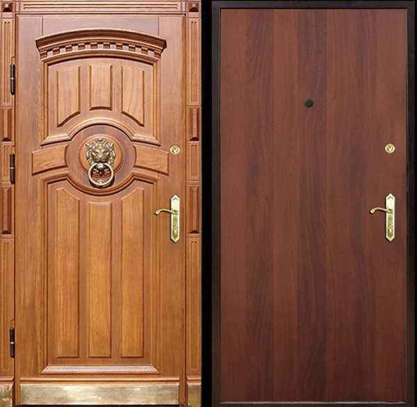 Элитный класс дверей