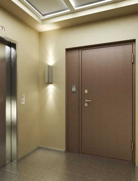 Аккуратная установка тамбурной двери