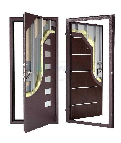 Стальная дверь Гардиан ДС-2