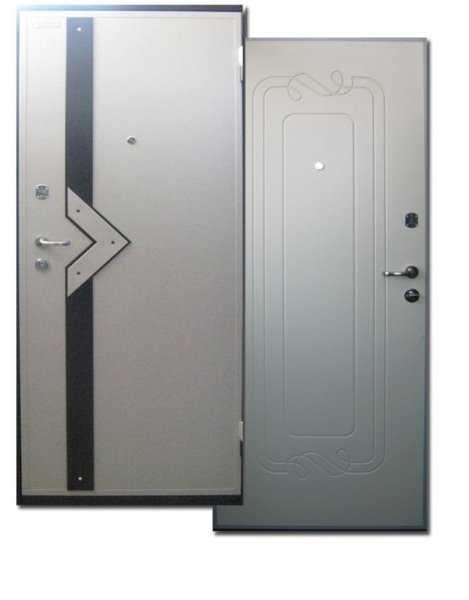 Дверь Стальной портье