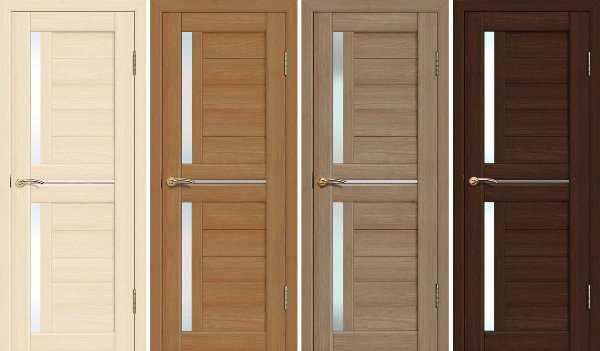 Двери для дома экошпон