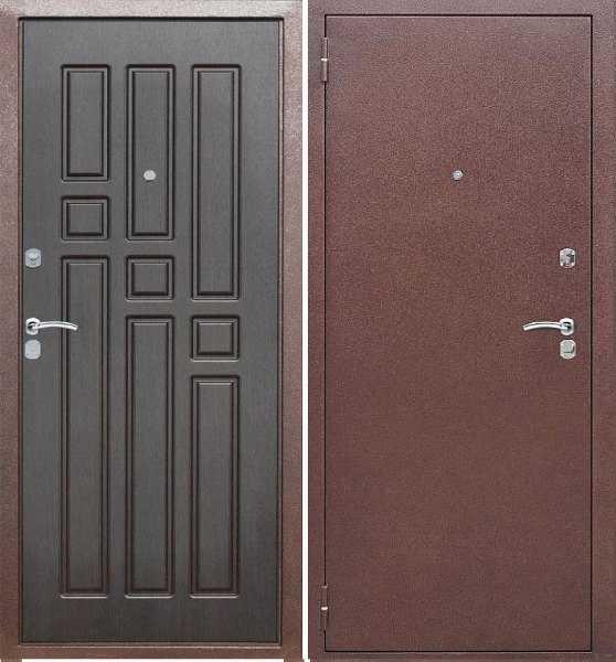 стальными дверьми