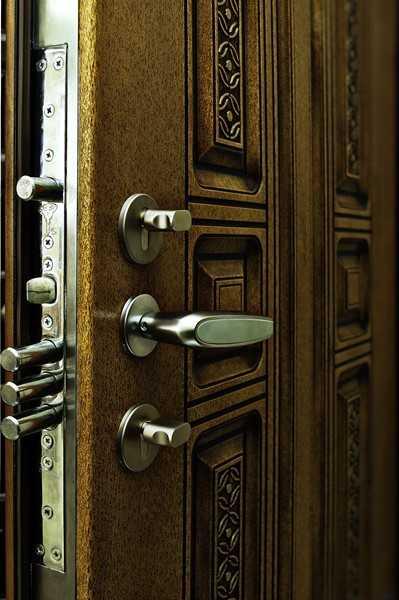 дверь металлическая бронированная входная