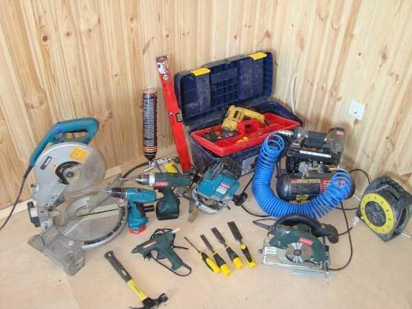 Что понадобится из инструментов