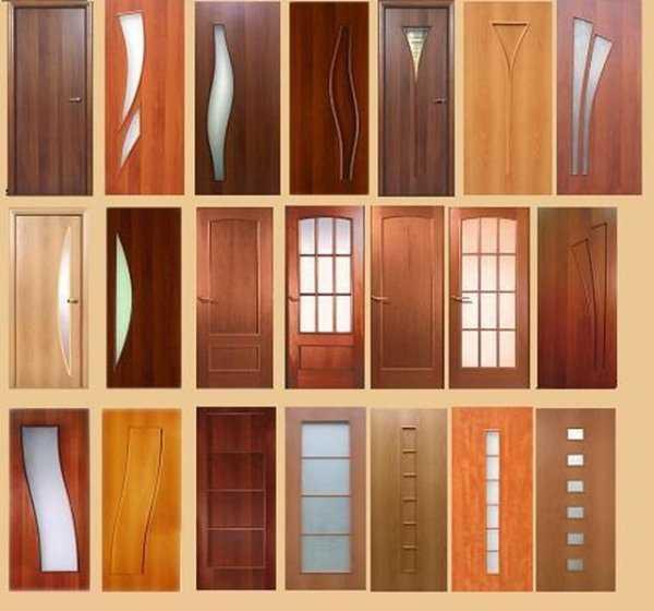 Дверей на выбор много