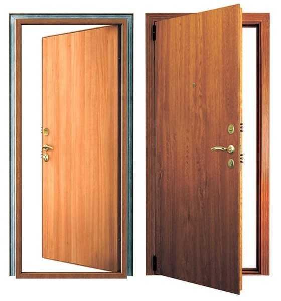Рядом расположенные двери
