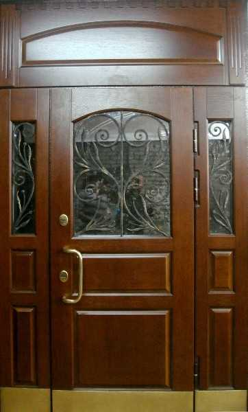 Элитная дверная конструкция