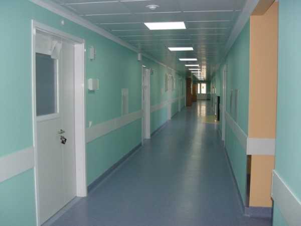 ПВХ медицинские двери