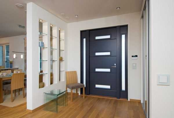 дизайн входные двери