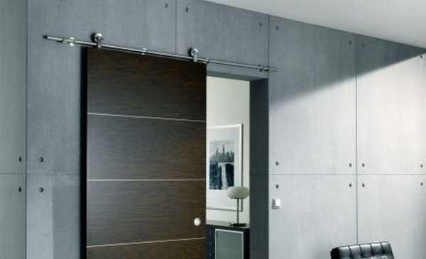 Механизм для межкомнатных раздвижных дверей