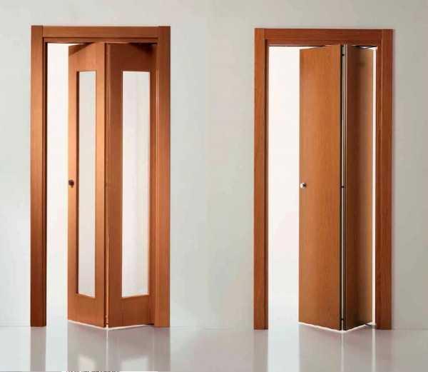 Дверь типа книжка