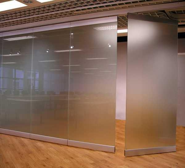 Сдвижные двери купе – офисные перегородки