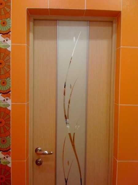 Модель в ванную комнату