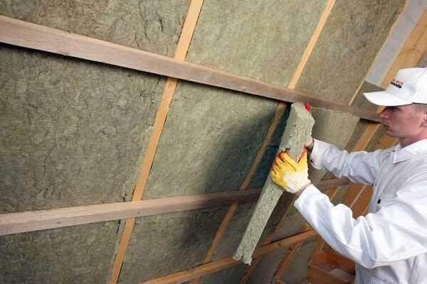 Процесс работы над шумоизоляцией стен
