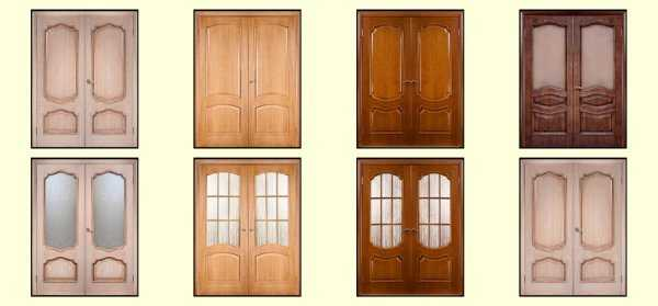 Стандартный размер дверной коробки межкомнатной двери