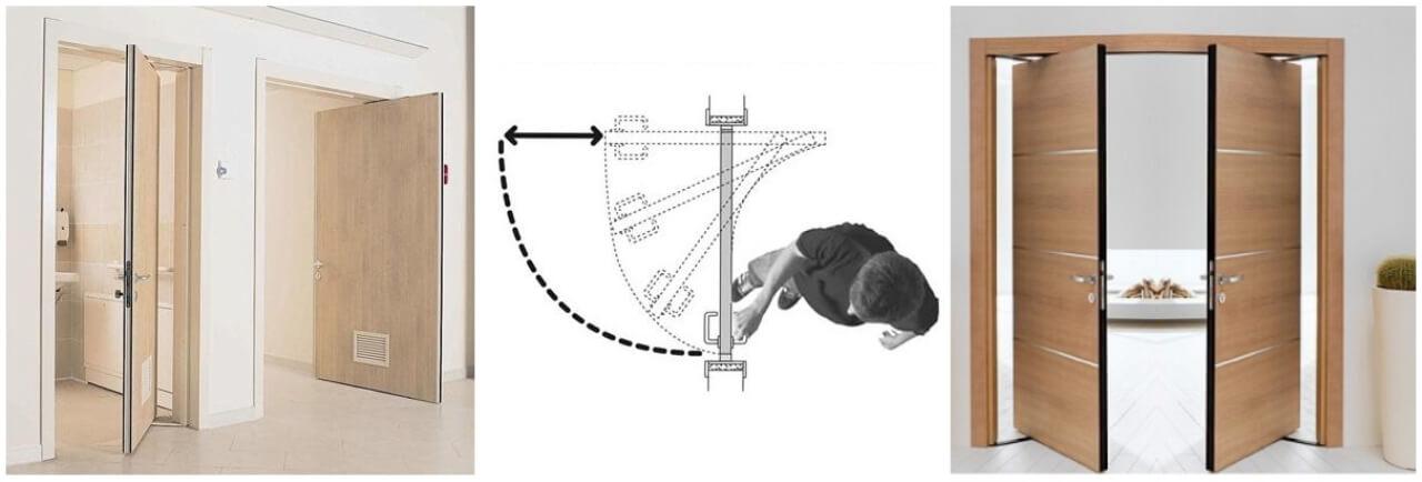 Механизмы рото – одиночные и двойные
