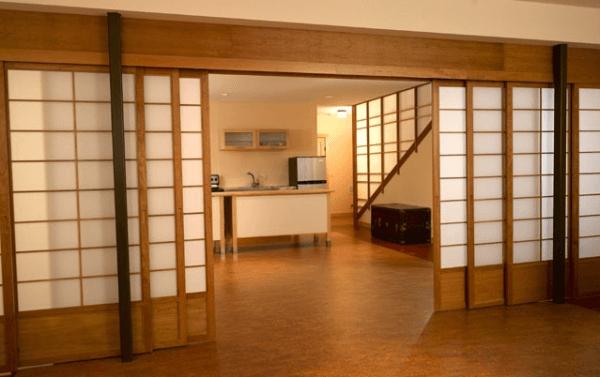 Двери «сёдзи»